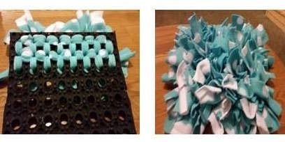 Volunteer to Make Snuffle Mats for Dogs