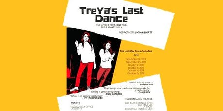 Treya's Last Dance - A Play tickets