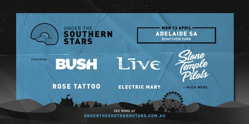 Under The Southern Stars - Adelaide