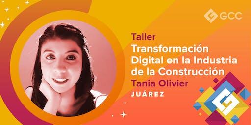 """Taller """" Transformación digital en la industria de la construcción""""- UTPN"""