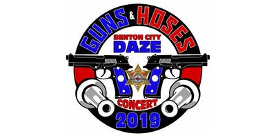 Benton City DAZE Guns & Hoses Community Concert