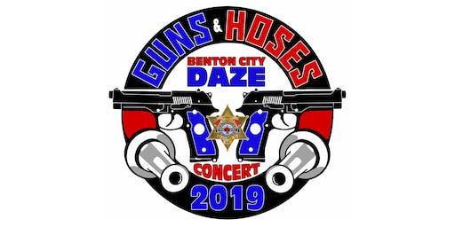 Benton City DAZE Guns & Hoses Community Concert