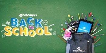 Code Ninjas Back To School Open House!