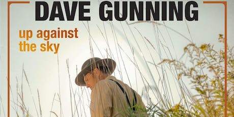 Dave Gunning CD Release (Fredericton, NB) tickets