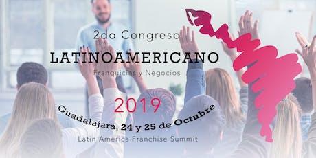 Congreso Internacional de Franquicias y negocios boletos