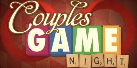 Married Couple Game Night tickets