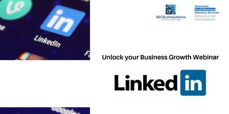 LinkedIn - Unlock your Business Growth tickets