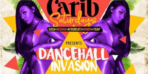 Carib Saturdays - REGGAE- SOCA-TRAP