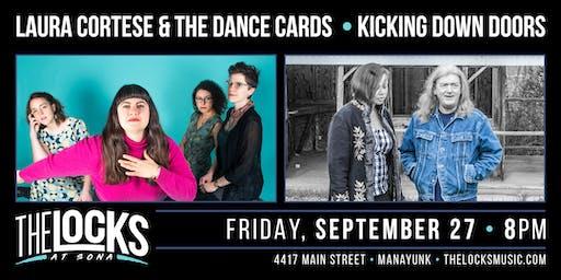 Laura Cortese & the Dance Cards / Kicking Down Doors Co - Bill
