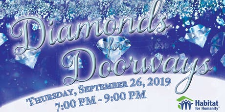 Diamonds for Doorways tickets
