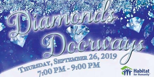 Diamonds for Doorways