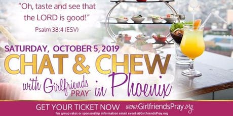 Chat & Chew with Girlfriends Pray in Phoenix tickets