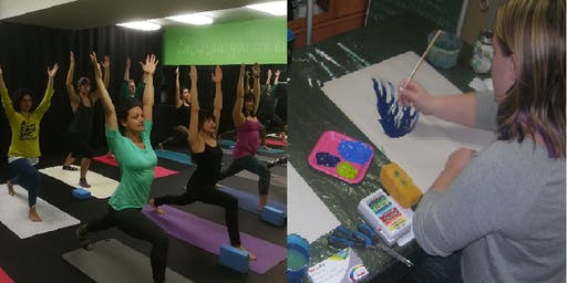 Yoga & Expressive Arts Event
