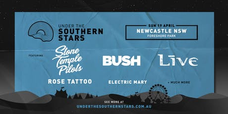 Under The Southern Stars - Newcastle tickets