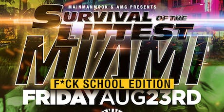 Survival OF The Littest Miami tickets