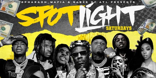 Spotlight Saturdays StreetzFest afterparty!