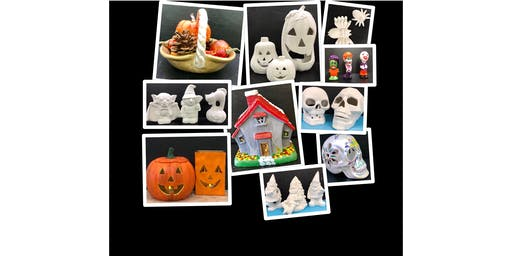 "Paint & Go ""Fall Ceramics"