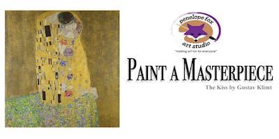Masterpiece: Gustav Klimt, The Kiss