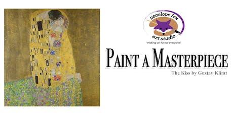 Masterpiece: Gustav Klimt, The Kiss tickets