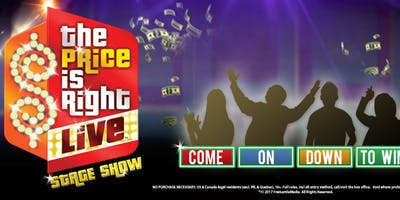 The Price Is Right Live!™Guest Host Tyler Bradley