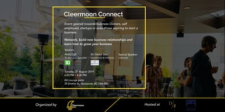 Cleermoon Connect tickets