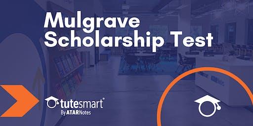Scholarship Aptitude Test   TuteSmart 2020 Program   Mulgrave Centre