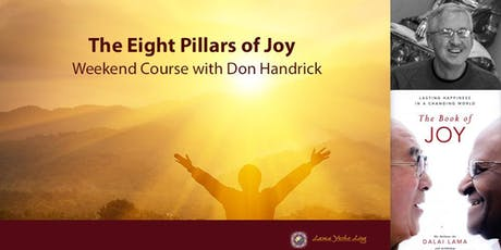 The Eight Pillars of Joy tickets