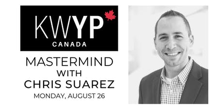 KWYP Canada: Mastermind with Chris Suarez tickets