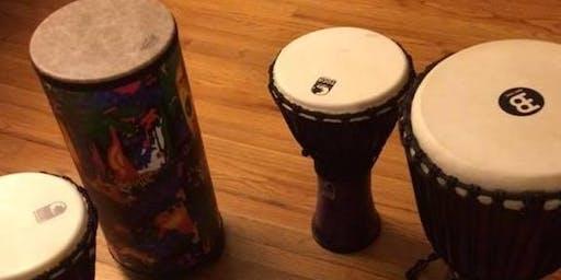 Spirit Quest Drum Circle