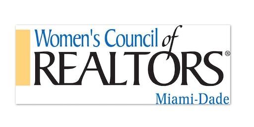 Member Orientation - Women's Council of Realtors Miami-Dade