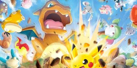 Pokemon League Cup tickets