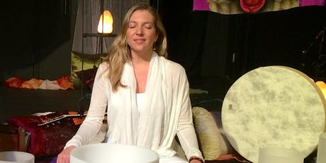 Full Moon Crescent Beach Sound Bath with Theda Phoenix tickets