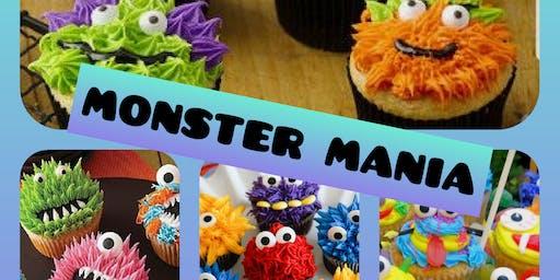 Taste and See KIDS MONSTER CUPCAKES #2
