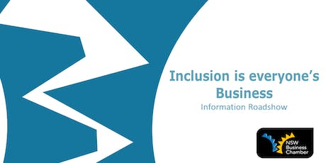 Inclusion is everyone's Business - Newcastle tickets