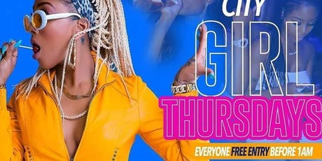 """CITY GIRL THURSDAYS"""" EVERYONE FREE ON RSVP +2 for 1 Drinks  $120 BOTTLES BEFORE 12AM @ """"NIRVANA LOUNGE""""  tickets"""