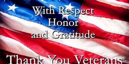 Veterans Day Weekend Battle