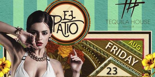 "#InternationalFridays ""EL PATIO"" International Terrace Party"