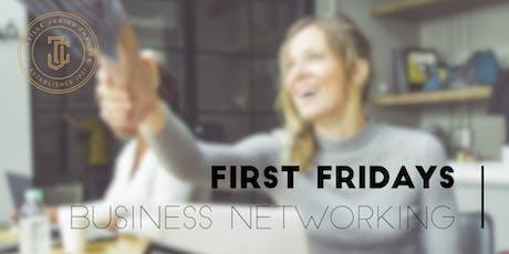September First Fridays: Business Networking tickets