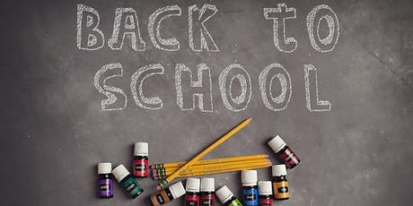 Back to School with Young Living Essential Oils tickets