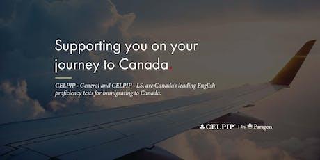 Free CELPIP Info Session - Kelowna - Okanagan College tickets