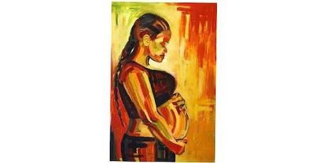 Manar... Clases de preparación al parto  entradas