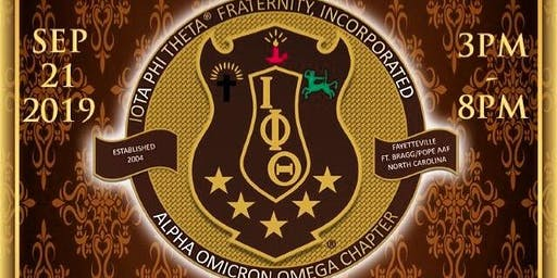 "Iota Phi Theta - Alpha Omicron Omega Founders Weekend ""Day Party"""