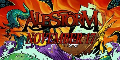Alestorm - November 17 - Victoria tickets