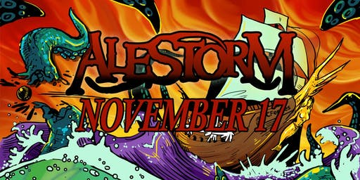 Alestorm - November 17 - Victoria
