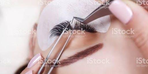 EyeLash Extension Training w/ Trademark, Copyright and LLC in Dallas Texas