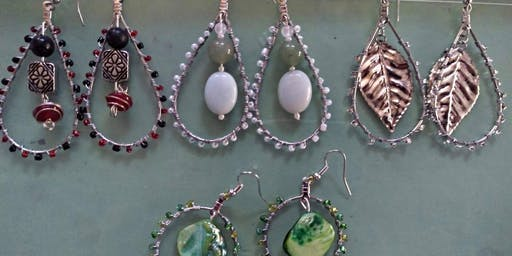 September Sky Wire Wrapping Class