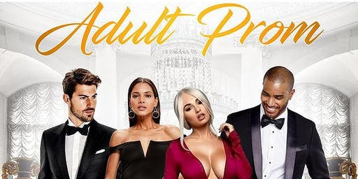 The Adult Prom ft. Aaron Thomas of Be Easy