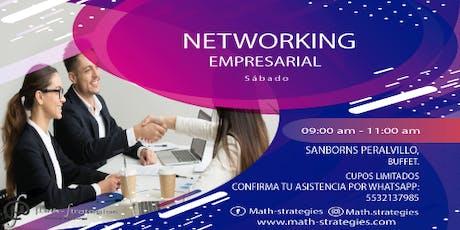 Desayuno Networking Empresarial entradas