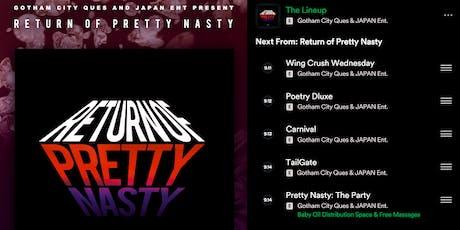 Pretty Nasty Weekend tickets