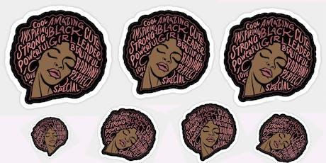 Black Girls Rock | Paint & Sip Edition tickets